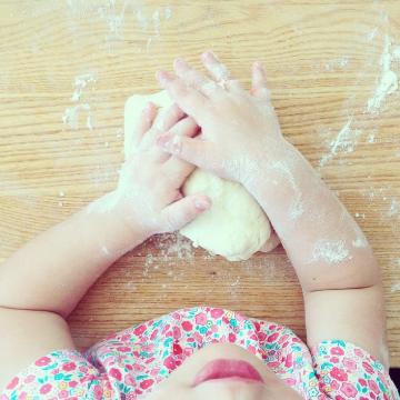 Nóż kuchenny dla dziecka